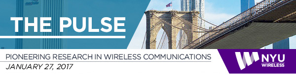 NYU WIRELESS The Pulse