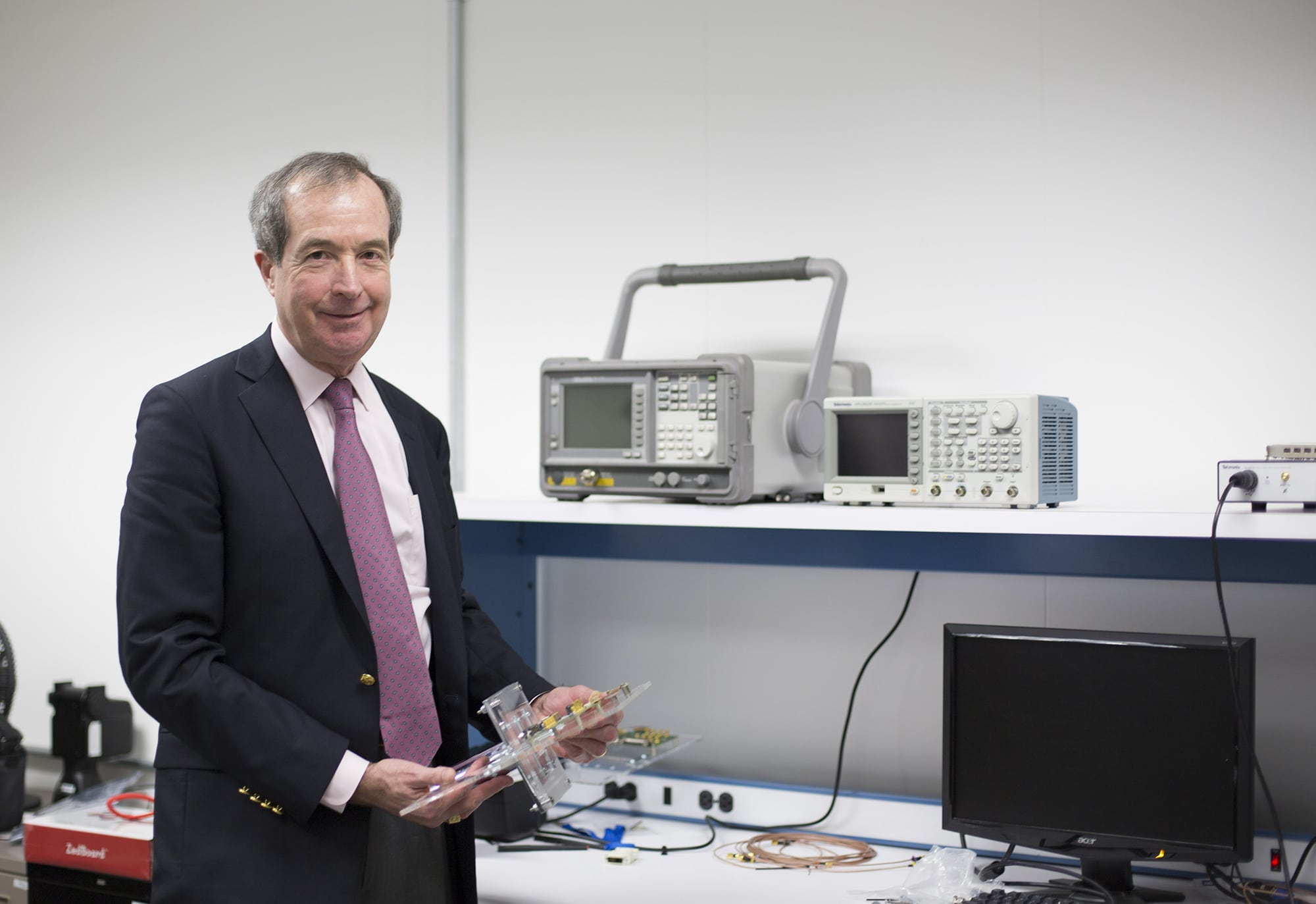 Wireless technology innovator Thomas Marzetta elected to the National Academy of Engineering