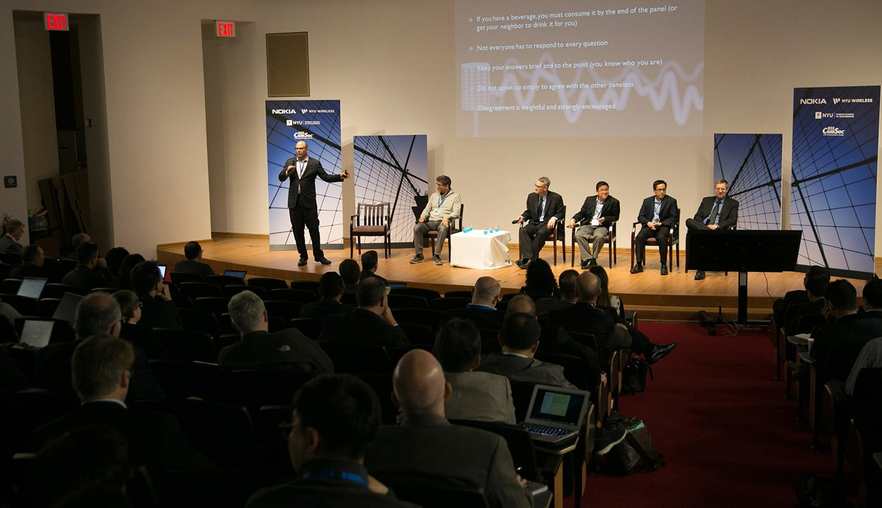 Watershed moment for wireless: Brooklyn Summit looks at 5G and beyond