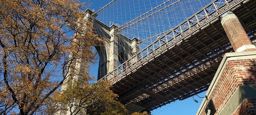 The Brooklyn Bridge (Photo Credit: Adam Holsten)