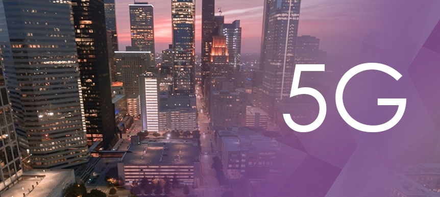 Houston to get 5G