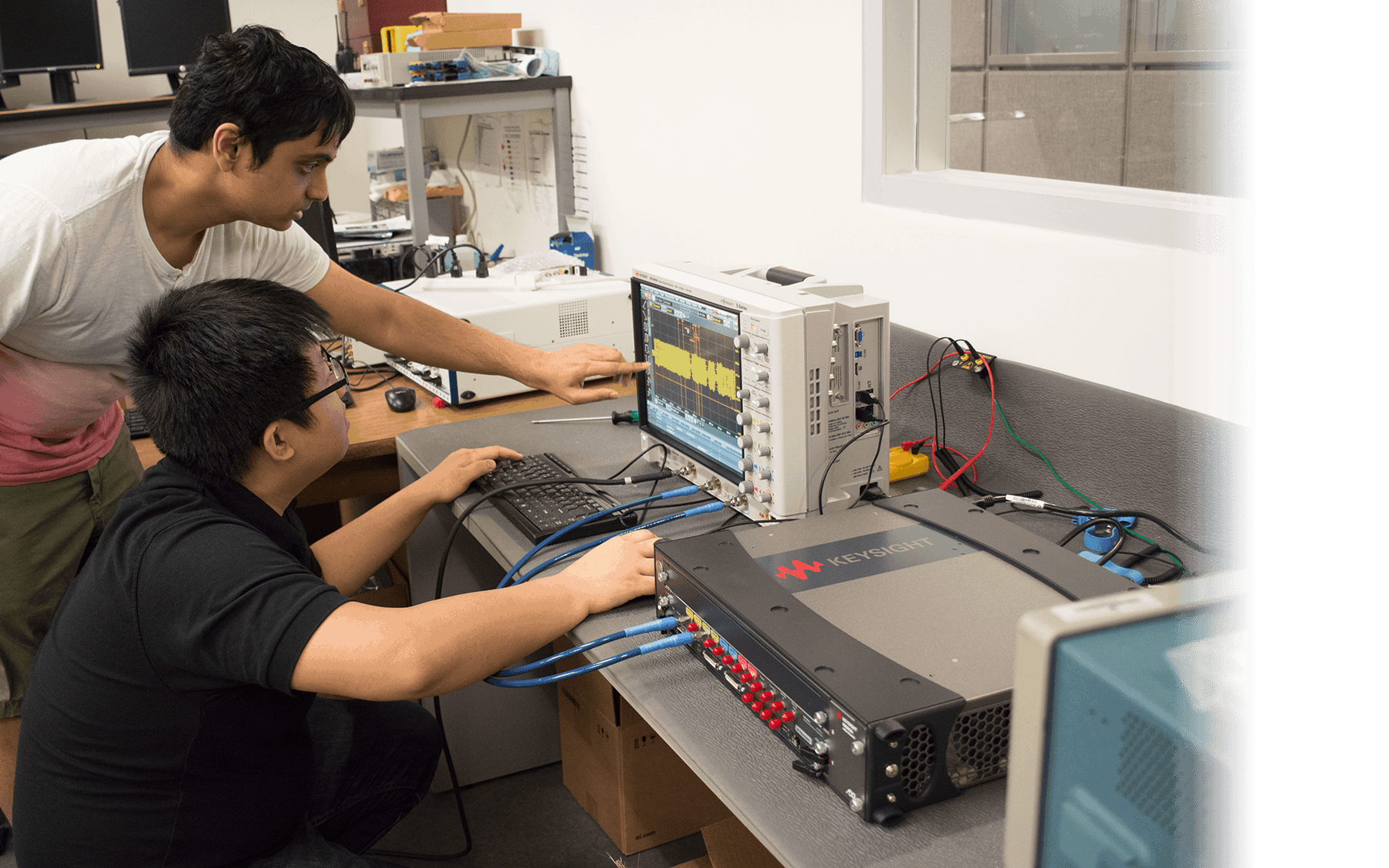 Largest In-Kind Gift to NYU Tandon Helps Propel NYU WIRELESS Beyond 5G