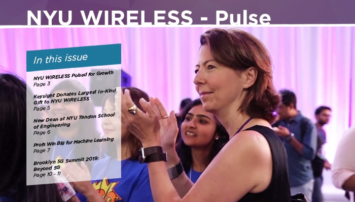 NYU WIRELESS Pulse