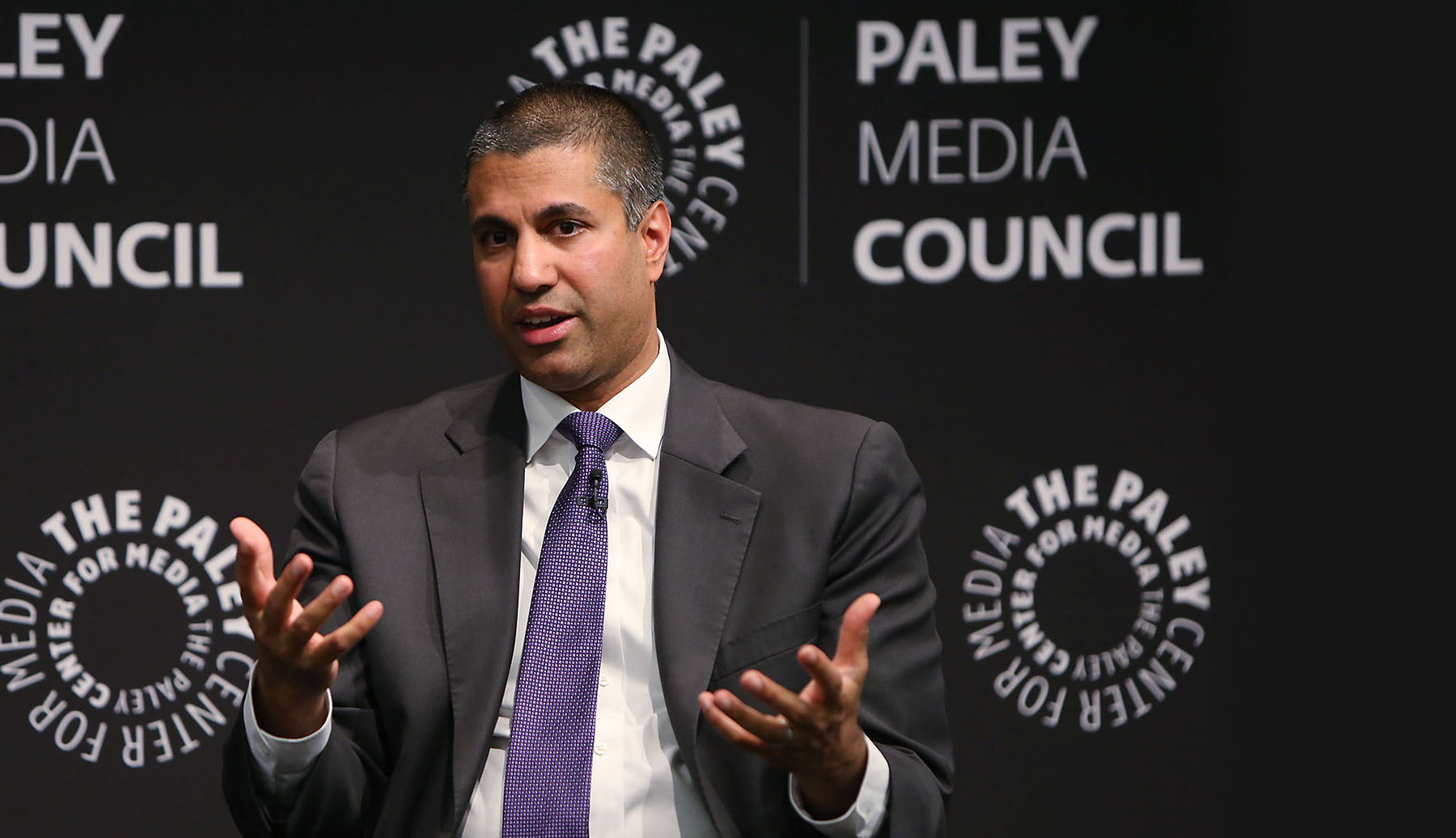 5G Regulation & Net Neutrality Discussion with the FCC Chairman Ajit Pai
