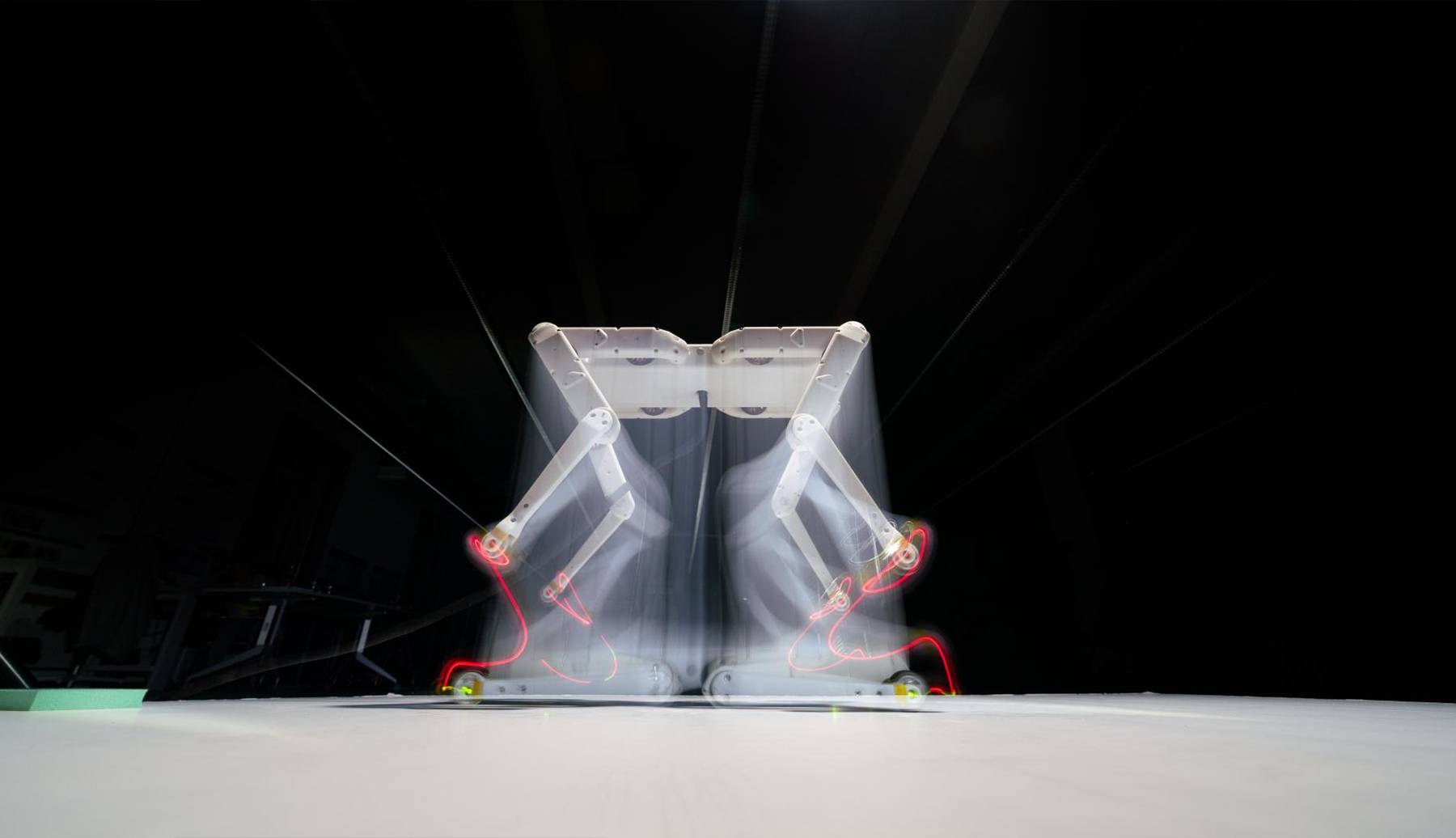 Open-source, low-cost, quadruped robot makes sophisticated robotics available to all